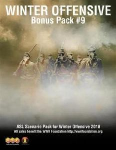 ASL : Winter Offensive Pack 9 (2018)